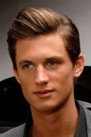 Timeless men hairstyle with a trendy touch with geled bang.PNG
