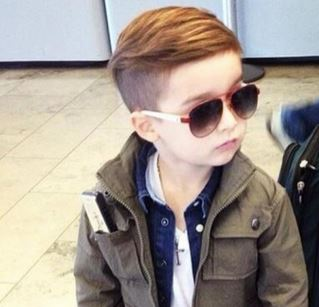 stylish little boys cool haircut photosjpg - Pictures For Little Boys