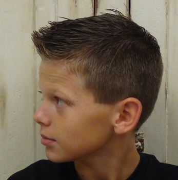 Cool hairstyles for little boys 2015 JPG