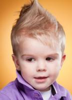Boy toddlers hairstyles pictures of cool toddlers spiky haircut.JPG