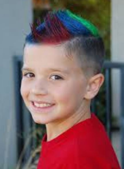 Colorful kids punky hairstyle.JPG