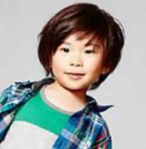 asian little boys haistyles with long hair and long bangs