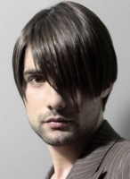 Trendy men hairstyle with very long side bangs.PNG