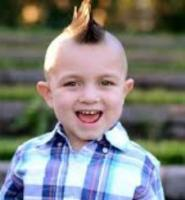 2015 kids cool hairstyles with cool mohawk for boys.JPG