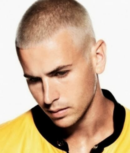 Short Army Haircuts For Men 96