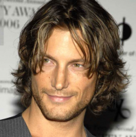 Hot mens layered medium long with waves and side bangs.PNG