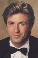 Alec Baldwin Medium Hair Style