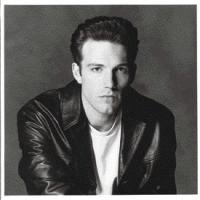 Ben Affleck with Short Hair Style