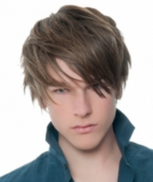 ... boys haircuts with layers and long layered bangs_hot teens hairstyles