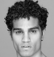 Trendy 2013 Black men hairstyles with small curls.PNG