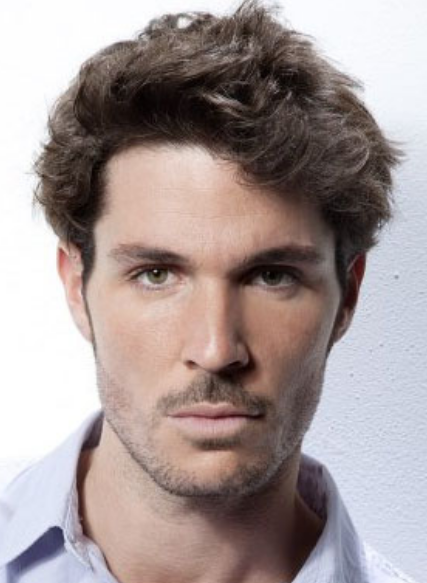 men hairstyles with long light curly bangs with very short hair.PNG
