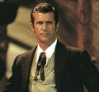 Mel Gibson, Short Hair Style with Gel