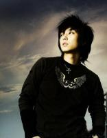 Medium long spiky and layered hairstyle, black hair.jpg