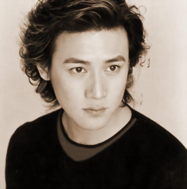 Medium Long Wavy Hairstyle Good Looking Asian Men