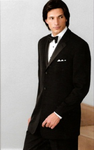 Tuxedo medium long hairstyle, black hair.jpg