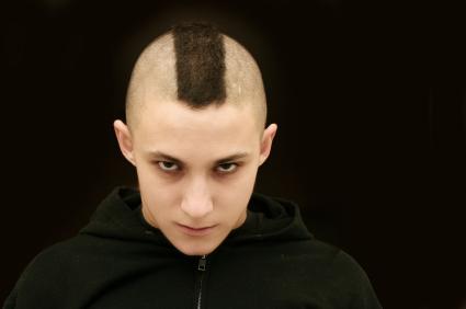 Punk Mens Hairstyles
