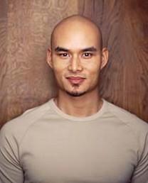 Bald Asian Men 36