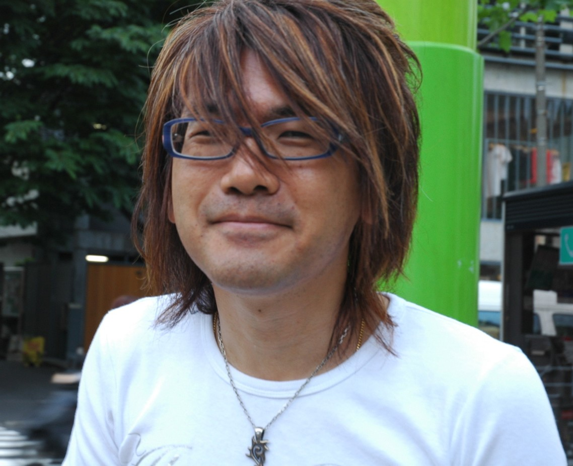 Japanese mens hairstyle