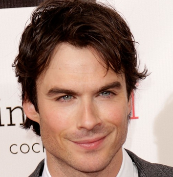 Ian Somerhalder photos with his medium haircut with layers and long layered side bangs.PNG