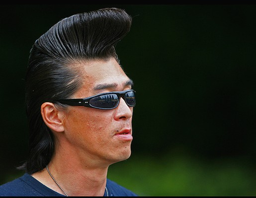 My Cool Elvis Hairstyle Jpg 15 Comments