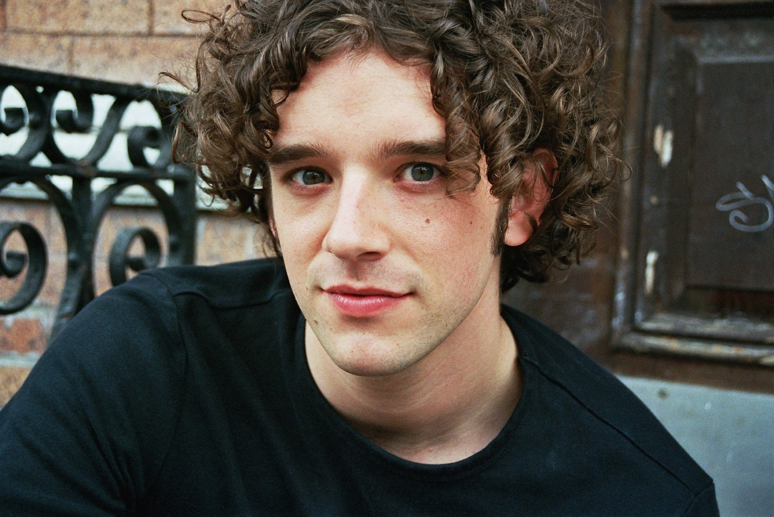 Men's Curly Hair styles picture