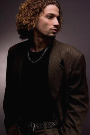 Men medium long hairstyle with small curls.jpg