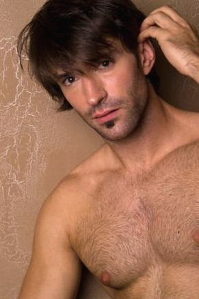 brunette long hairstyles. Men medium hairstyle with long