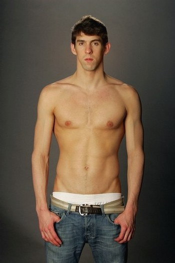 Michael Phelps sexy photo with short wispy hairstyle.jpg