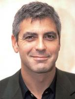 George Clooney with short layered hairstyle.jpg