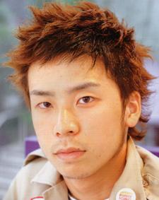 Japanese Man Hair Style Hair Cut 1 Comment
