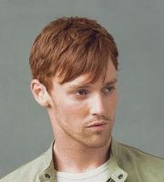 Picture of Man Hair Style, red Hair