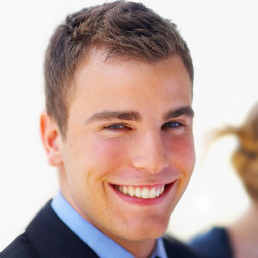 very short hairstyle for men Photo