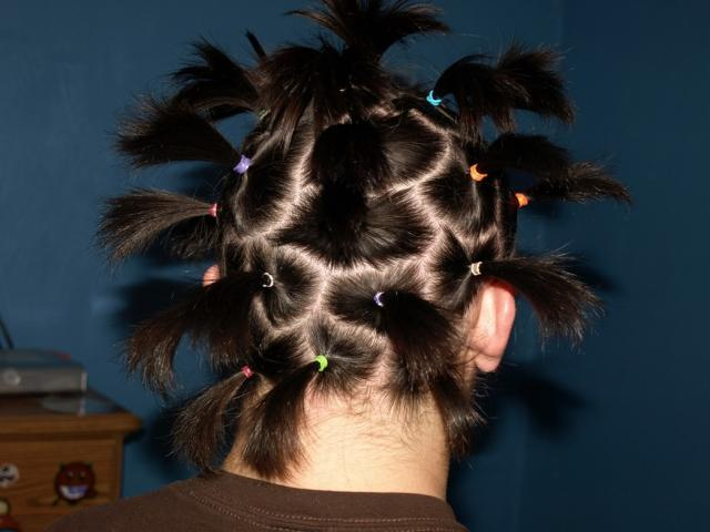 teenage hairstyles for 2005. Teen guy funky hairstyle picture.jpg
