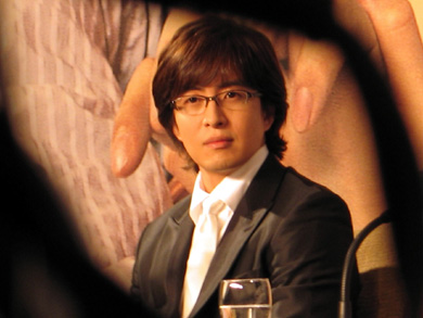 Korean actor Bae Yong Joon images