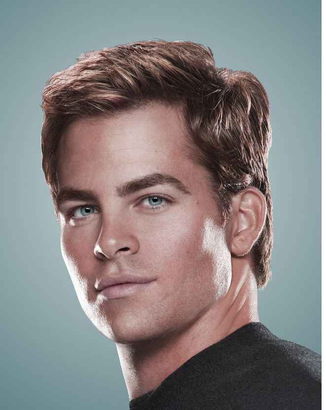 hot actor picture of Chris Pine with medium haircut.JPG