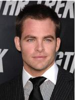 photo of Chris Pine with very short haircut.JPG