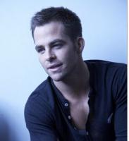 picture of hot actor Chris Pine very short hairstyle.JPG