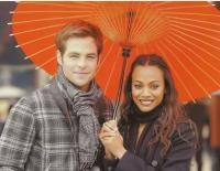 Chris Pine girlfriend picture.JPG