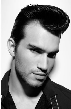 Rockabilly Hairstyles With Elvis Hairstyle Picture Jpg 1