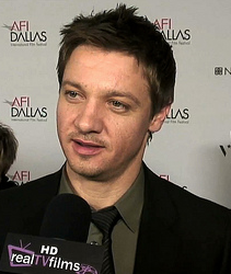 Jeremy Renner is nominated for best actor at Golden Globe Awards for The Hurt Locker movie.PNG