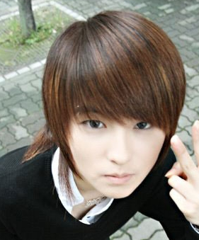 Cool young asian men hairstyle with spikes and long ...