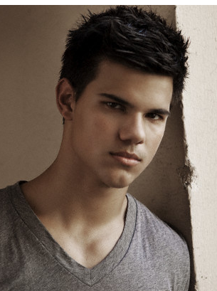 how to style hair like taylor lautner lautner hairstyle side view hair 9138 | Taylor Lautner posters picture