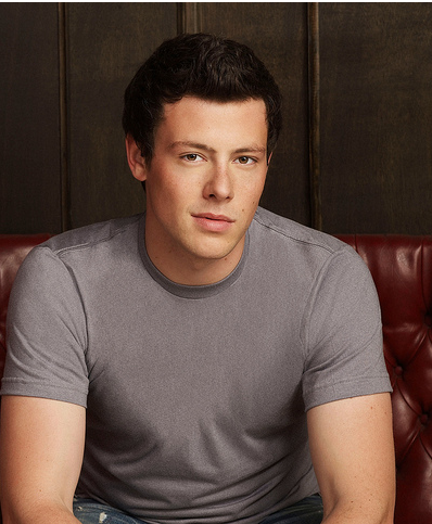 Hot actor Cory Monteith from Glee TV show.PNG