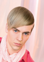 Men short smooth and slick hairstyle with a chic look for men.PNG