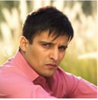 Indian men hairstyle with razored crop haircut with layered bangs.PNG