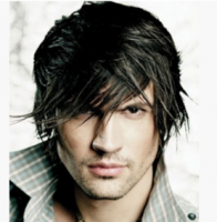 Mens Shag Hairstyle Pictures