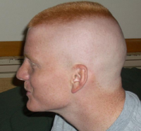 Military haircuts pictures