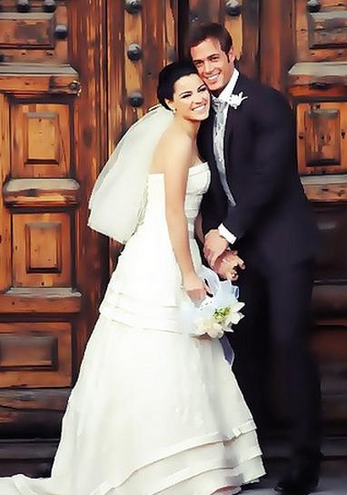 Melissa levy wedding