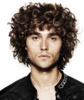 Men's Medium Hair Style with cut curls.PNG